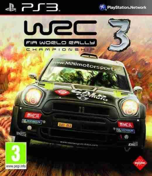 Descargar WRC World Rally Championship 3 [MULTI][Region Free][FW 4.2x][DUPLEX] por Torrent